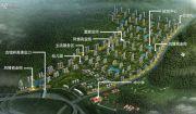 恒大银湖城规划图