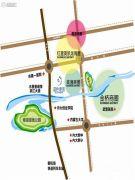 蓝色港湾交通图