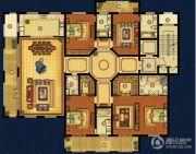 海星御和园5室2厅5卫315平方米户型图