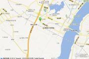 红谷瑞仕城际广场交通图
