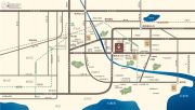 新力琥珀园交通图