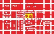 泌阳泰联国际广场交通图