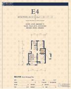 京都城2室2厅1卫88--90平方米户型图