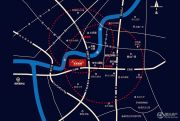 恒大・龙溪翡翠交通图