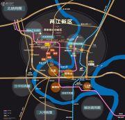 旭辉嘉悦交通图