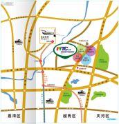 广州白云国际医药智慧产业园交通图