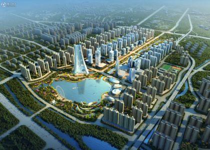 泉城水文明的城市副中心