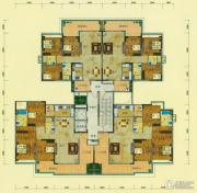 珠光流溪御景3室2厅2卫110--146平方米户型图