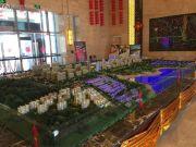 中城国际城沙盘图