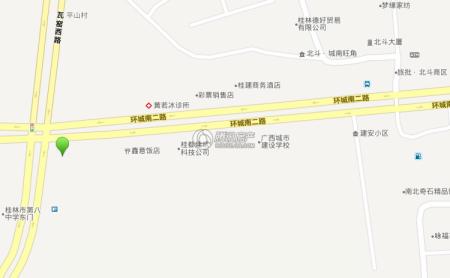 桂林德天广场