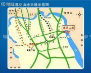 锦绣一方交通图