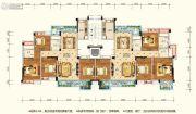水润东都4室2厅2卫142--165平方米户型图