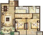 中建锦绣天地2室1厅0卫0平方米户型图