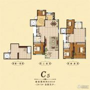 兴安・迦南美地0室0厅0卫300平方米户型图