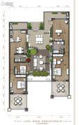 和居壹海江山2室2厅2卫153--253平方米户型图