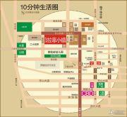 弘洋・拉菲小镇规划图