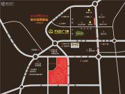 哈西华府二期交通图