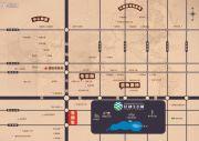 总部生态城・总部花园交通图