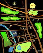 东尼上林苑交通图