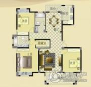 宏博锦园 高层0室0厅0卫137平方米户型图