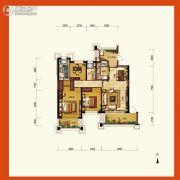 天隆三千海3室2厅2卫138平方米户型图
