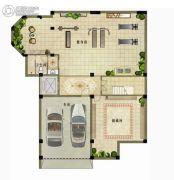 �Z湾二十八玺1室1厅1卫0平方米户型图