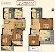 中建・柒号院4室2厅2卫178平方米户型图