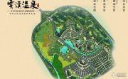云溪温泉国际旅游度假区规划图