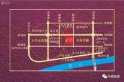 鸿腾・御景交通图