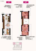 碧桂园克拉广场0室0厅0卫42平方米户型图