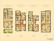 佘山一品5室2厅4卫0平方米户型图