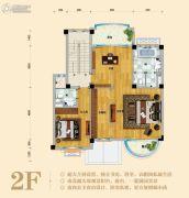 许昌碧桂园5室2厅4卫246平方米户型图