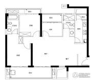 招商・卡达凯斯3室2厅2卫0平方米户型图
