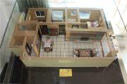万裕・润园3室2厅2卫125平方米户型图