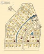 中海黄金海岸381平方米户型图