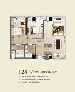 民大商贸大厦0室0厅0卫128平方米户型图
