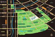 绿岛筑交通图