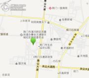 荆门万达广场交通图