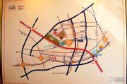 玫瑰香堤交通图