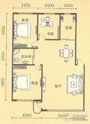 四季花城0室0厅0卫0平方米户型图