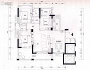 玉珑湾3室2厅2卫0平方米户型图
