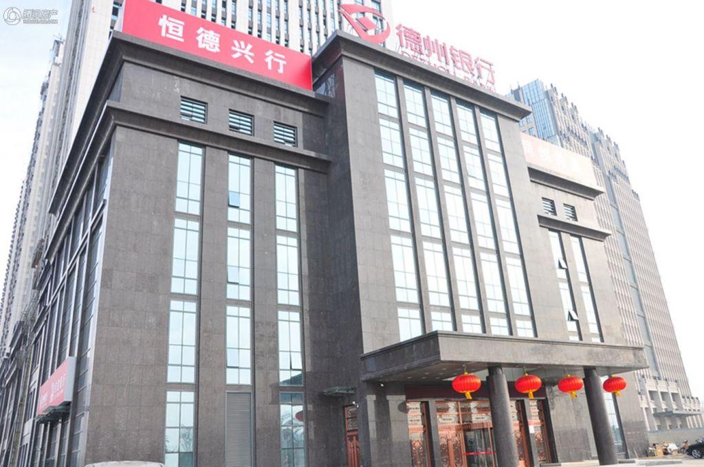 2015.1.20新天地都市广场项目实拍外景图