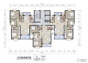 随州锦绣大地3室2厅2卫96--123平方米户型图