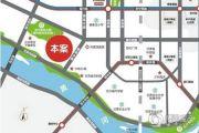 海亮滨河壹号交通图