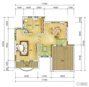 希望廊桥郡4室2厅3卫180--200平方米户型图