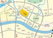 东方明珠・阳光橙交通图