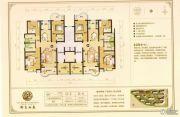 大同千禧御东画卷4室2厅3卫191--193平方米户型图