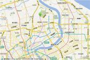 信达泰禾上海院子交通图