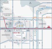 紫御长安·铂悦居交通图