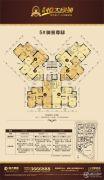 恒大绿洲3室2厅2卫109--132平方米户型图